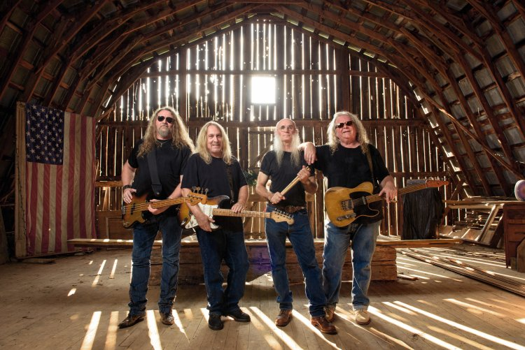2020 Kentucky Head Hunters Band at The Boone Bike Rally in Boone, NC May 20 2020